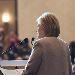 Hillary Clinton: 'Thank You'