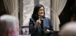 Rep. Pramila Jayapal: 'Our movement is stronger than hate'